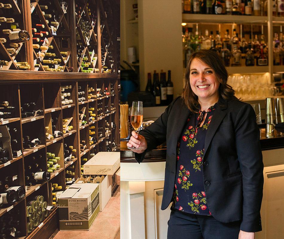 Roost Bar Wine Cellar