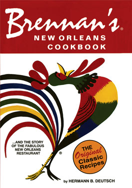 Brennan's Restaurant Cookbook