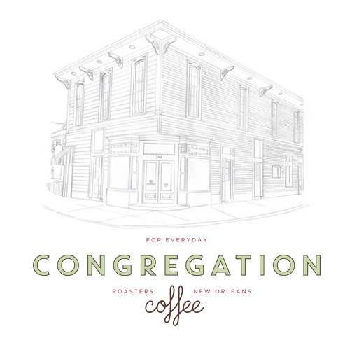 Congregation Coffee Roasters Logo
