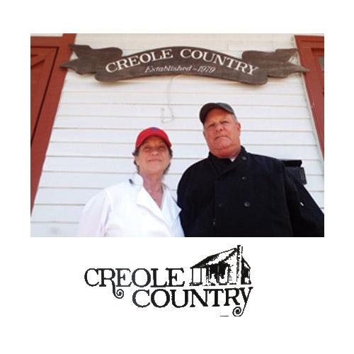 Creole Country Sausage Logo