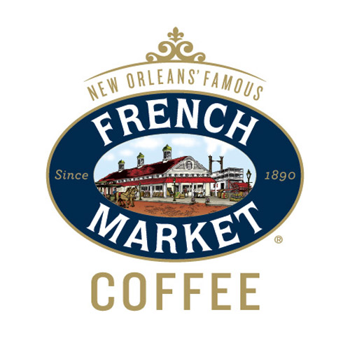 French Market Coffee Logo