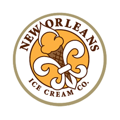 New Orleans Ice Cream Company Logo