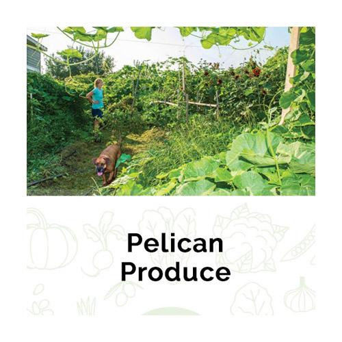 Pelican Produce Logo