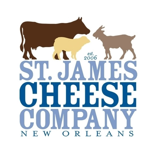 St. James Cheese Company Logo