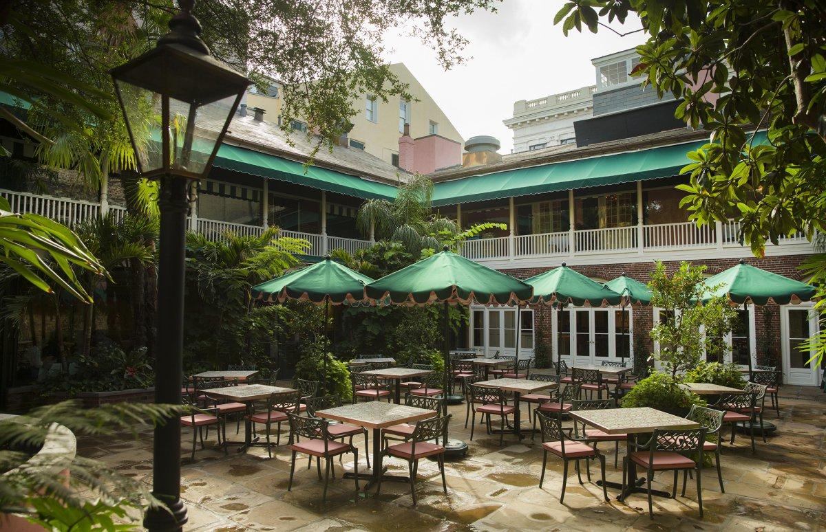 Restaurant Brunch New Orleans Private Room
