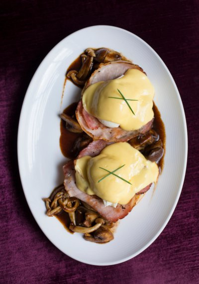 Eggs Hussarde