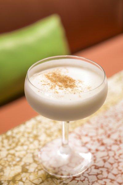 Caribbean Milk Punch