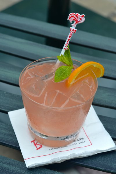 Mr Funk Cocktail