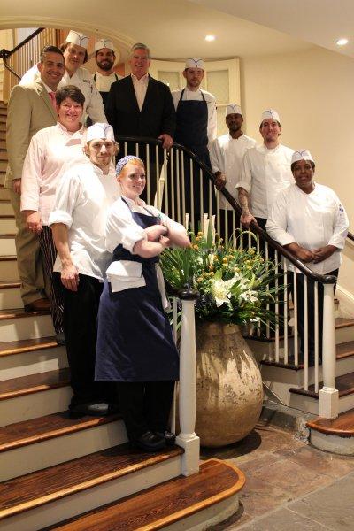Brennan's Culinary Team