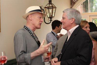 Ralph Brennan with a Guest