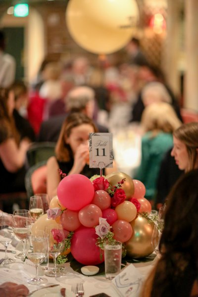 Centerpieces by Badass Balloons Co.