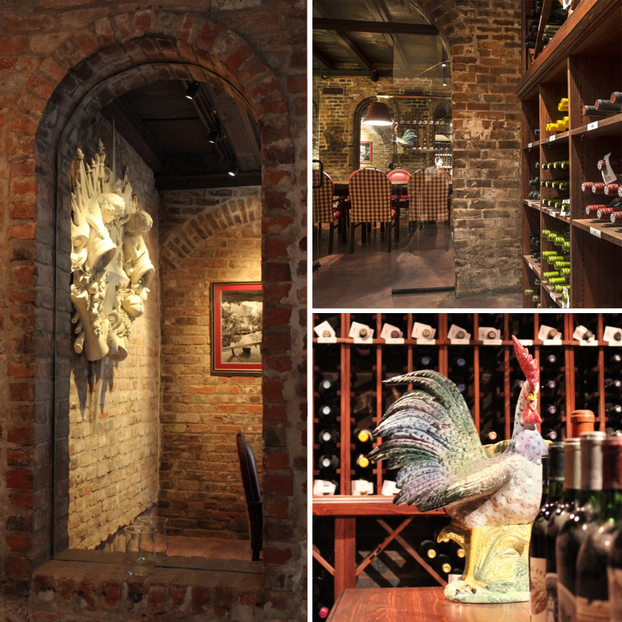Wine Room & Wine Room | Brennanu0027s Restaurant : A New Orleans Tradition Since 1946