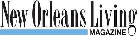 New Orleans Living Magazine Logo