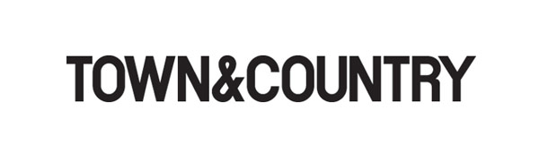 Town & Country Magazine Logo