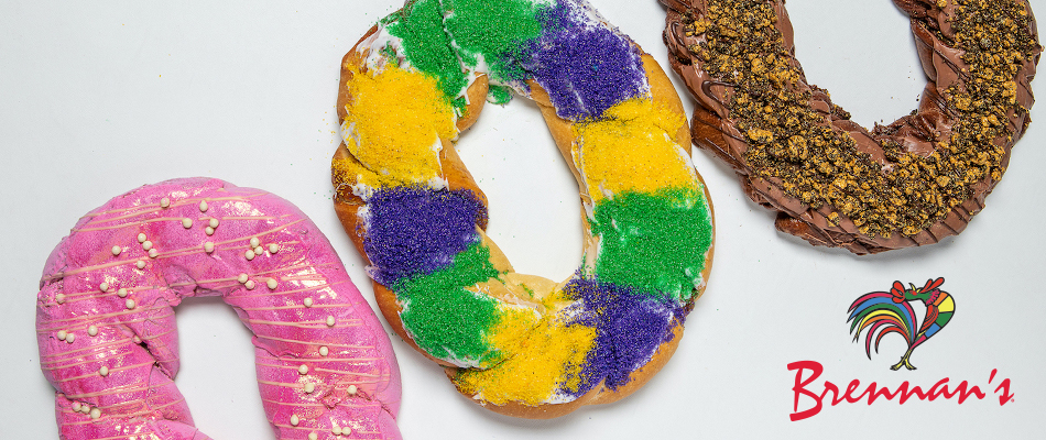 Promotional Image for King Cakes by Brennan's