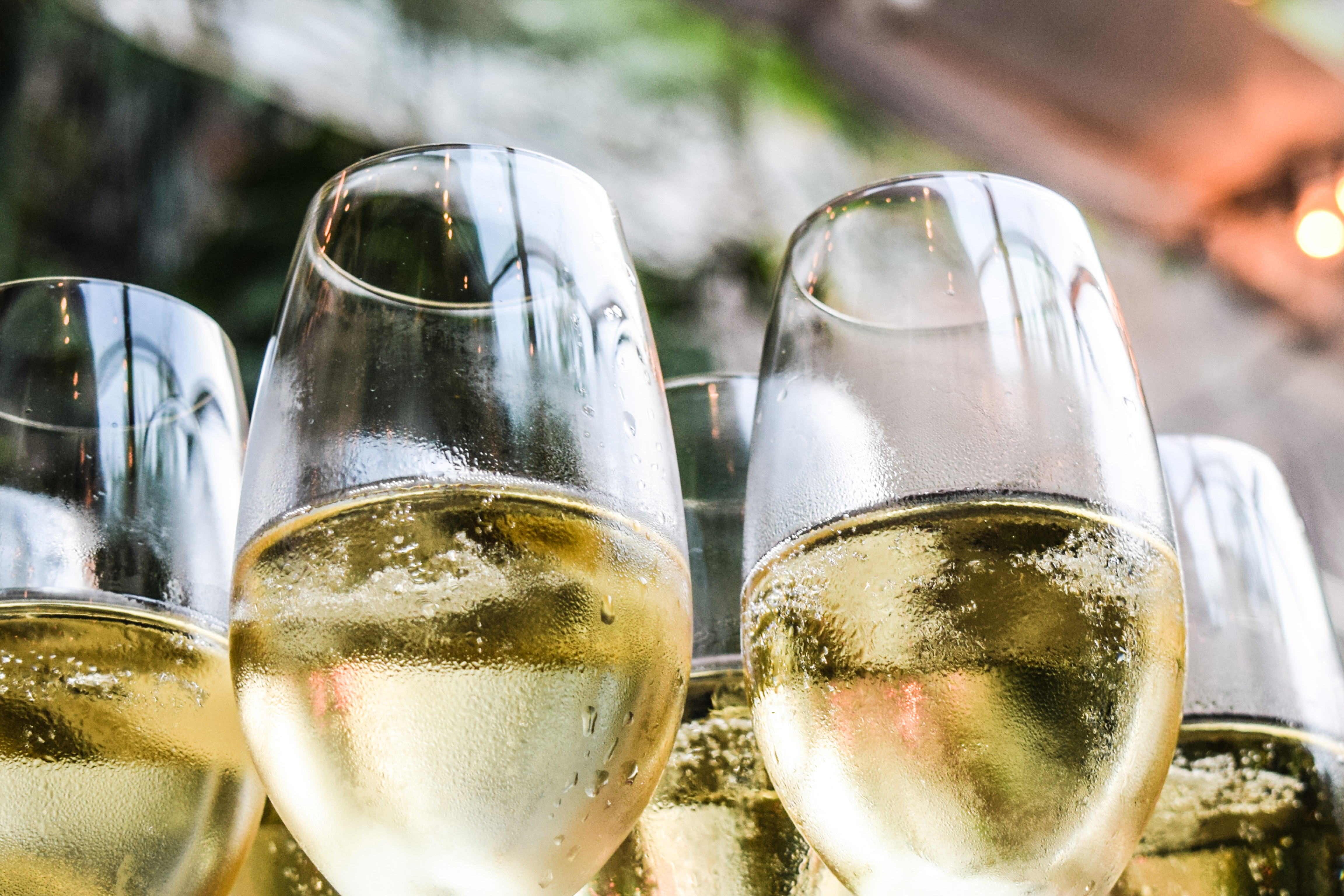 Promotion for Bubbles at Brennan's Happy Hour