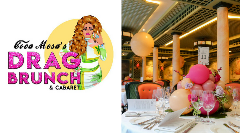Promotional Image for Southern Decadence Drag Brunch