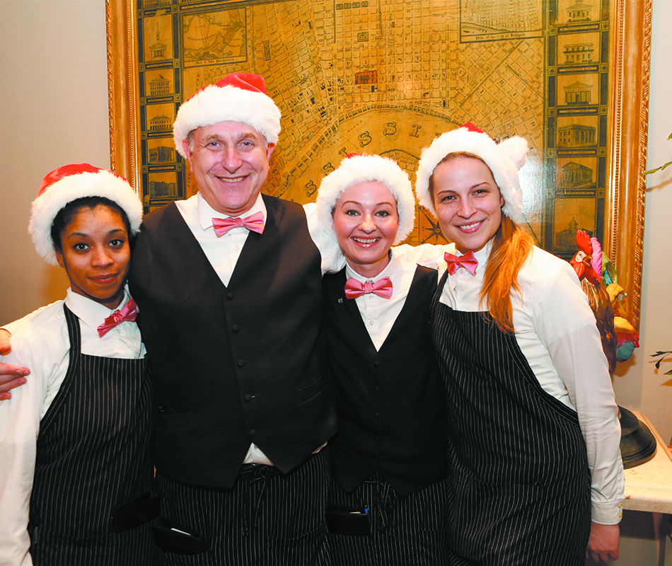 Promotion for Holidays at Brennan's