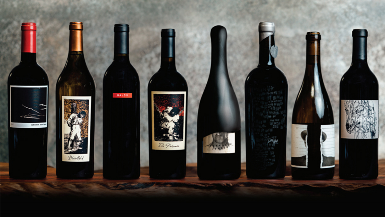 Promotion for Prisoner Wine Dinner