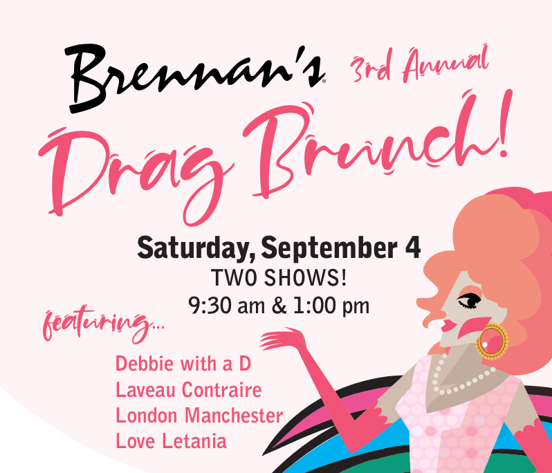 Promotional Image for Third Annual Drag Brunch