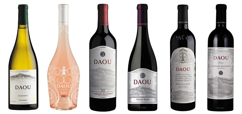Promotional Image for DAOU Family Estates Virtual Wine Tasting