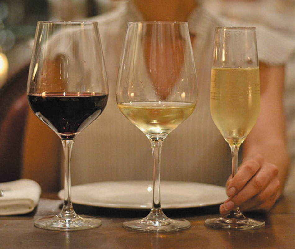 Promotion for Fall Virtual Wine Tastings